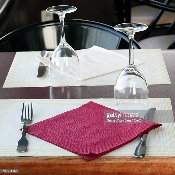 Elegance Table Setting