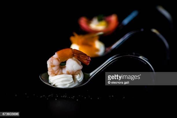 elegant appetizer