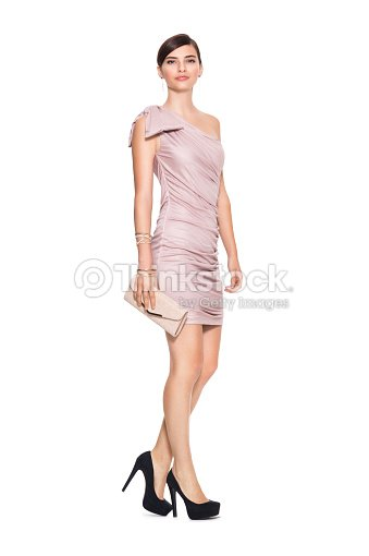ff522a173040 Elegant beautiful woman   Stock Photo