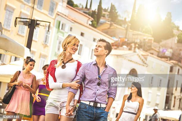 Marriage Italian Style Stock Photos and Pictures