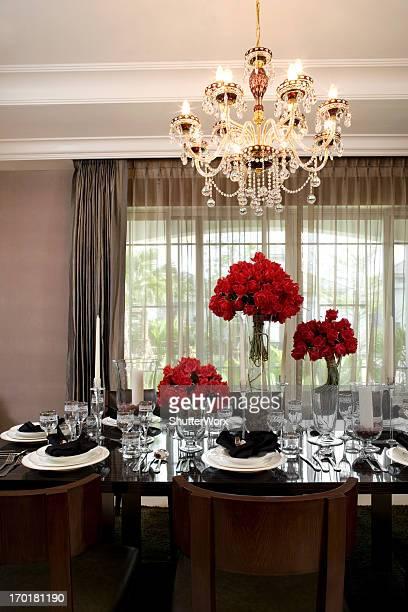 Elegante Sala de Jantar