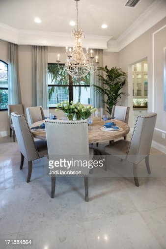 Elegant Diningroom house interior