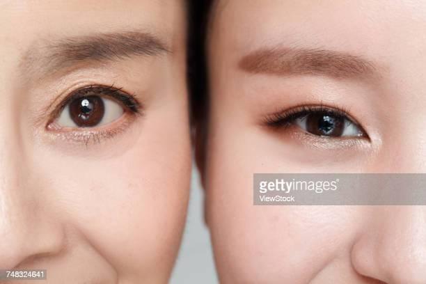 Elegant eyes