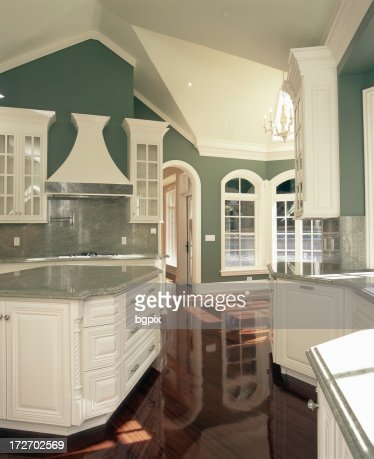 Elegant Home Kitchen