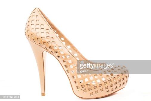 Elegant Woman's Shoe