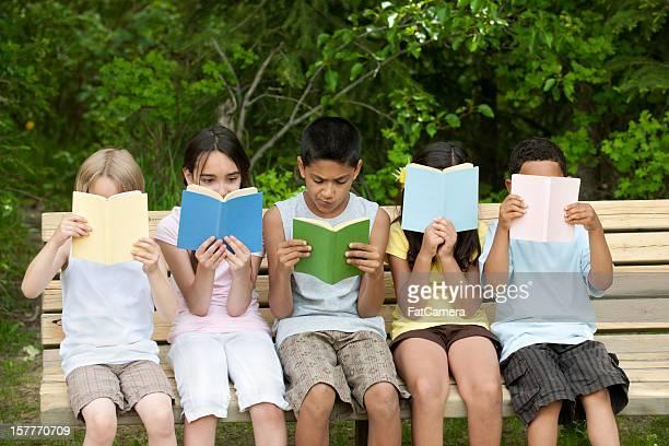 Elemental los niños al aire libre
