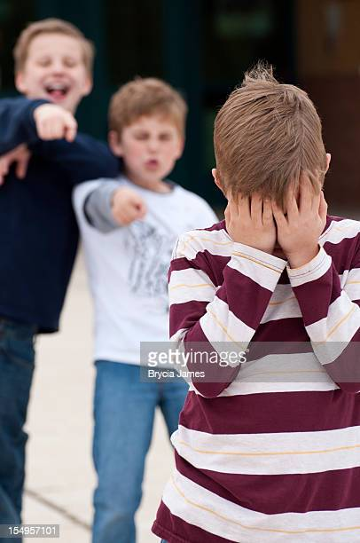 Elementary School Bullying Vertical