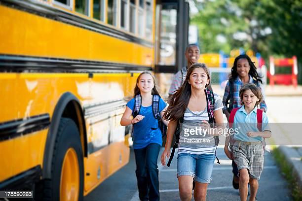 Elementary School Bus