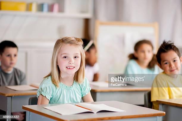 Elementary School parlamentarische Bestuhlung