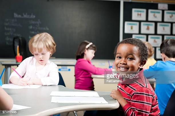 小学校のスクール形式