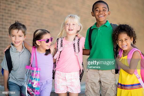 Elementary School Friends