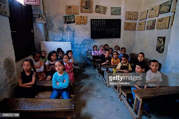 Elementary School in Fes