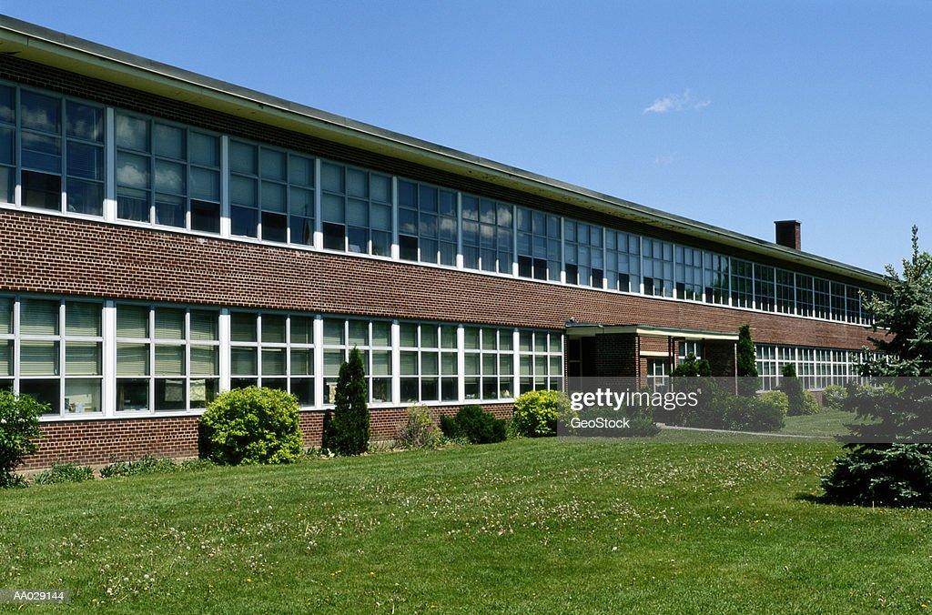 Elementary School : Stock Photo