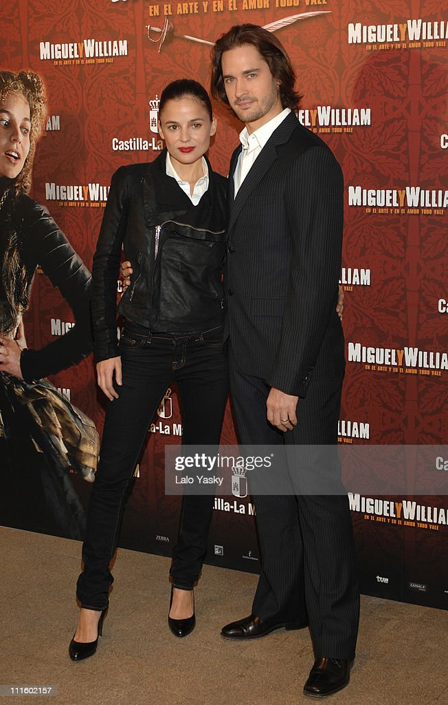 """Miguel y William"" Photocall in Madrid - February 1, 2007"