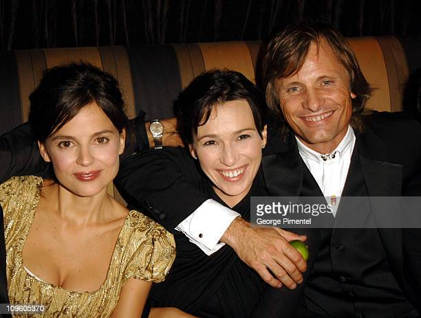 Elena Anaya Ariadna Gil and Viggo Mortensen during 31st Annual Toronto International Film Festival InStyle and the Hollywood Foreign Press...
