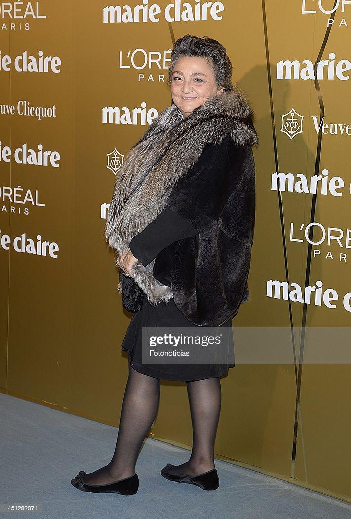 Elena Benarroch attends 'Marie Claire Prix de la Moda' 2013 at the French Ambassador residence on November 21 2013 in Madrid Spain