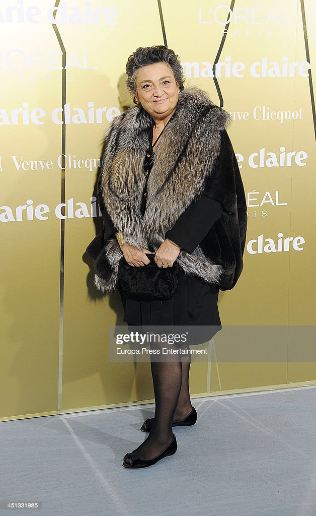 Elena Benarroch attends 'Marie Claire Prix de la Moda' 2013 on November 21 2013 in Madrid Spain