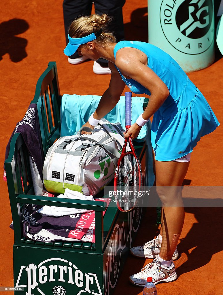2010 French Open - Day Twelve