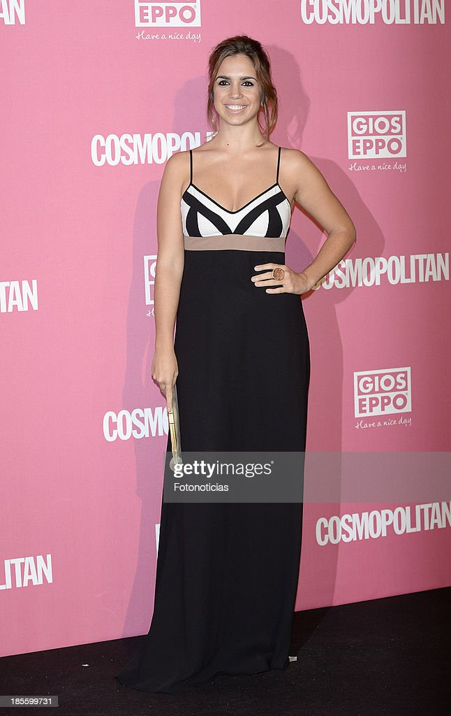 <a gi-track='captionPersonalityLinkClicked' href=/galleries/search?phrase=Elena+Furiase&family=editorial&specificpeople=4388104 ng-click='$event.stopPropagation()'>Elena Furiase</a> attends Cosmopolitan Fun Fearless Female Awards 2013 at the Ritz Hotel on October 22, 2013 in Madrid, Spain.