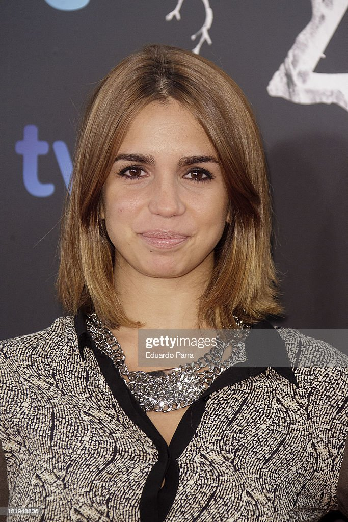 <a gi-track='captionPersonalityLinkClicked' href=/galleries/search?phrase=Elena+Furiase&family=editorial&specificpeople=4388104 ng-click='$event.stopPropagation()'>Elena Furiase</a> attends 'Las brujas de Zugarramurdi' premiere photocall at Kinepolis Cinema on September 26, 2013 in Madrid, Spain.