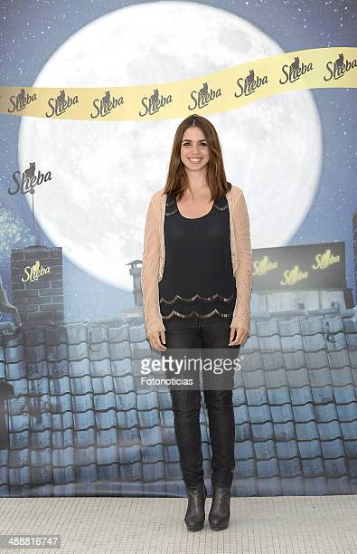 Elena Furiase attends the 'Sheba Awards II Edition' at the Circulo de Bellas Artes on May 8 2014 in Madrid Spain