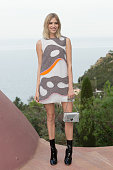 Elena Perminova attends Dior Croisiere 2016 Dior Cruise Photocall At 'Palais Bulle Bubble Palace' In French Riviera on May 11 2015 in Theoule sur mer...