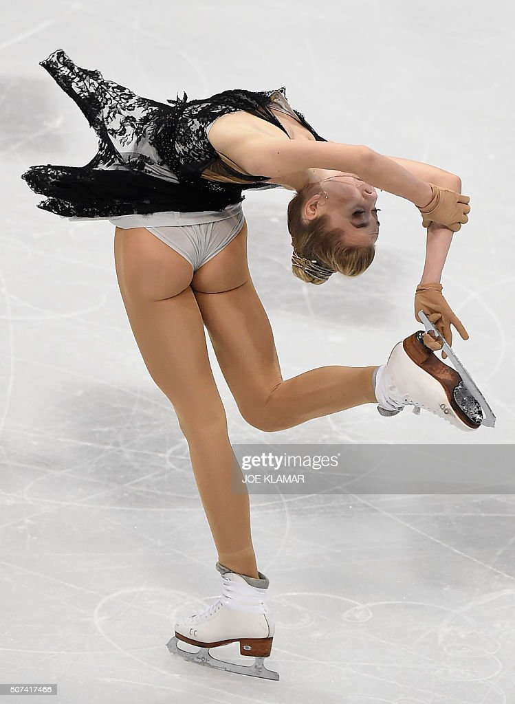 Question not Ice skate ass butt pictures