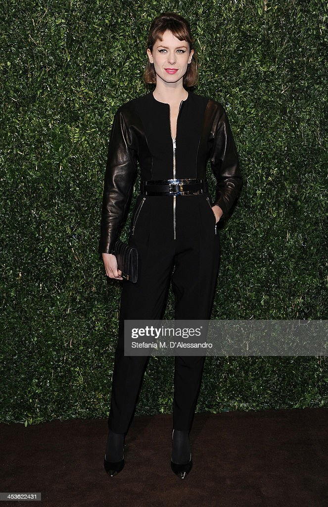 Elena Radonicich attends Michael Kors To Celebrate Milano on December 4, 2013 in Milan, Italy.