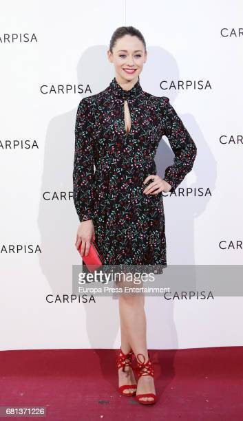 Elena Rivera attends the opening of new Carpisa stores on May 9 2017 in Madrid Spain