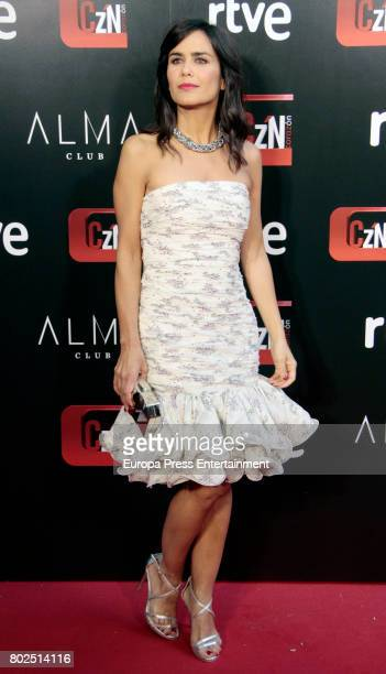 Elena Sanchez attends 'Corazon' TV Programme 20th Anniversary at Alma club on June 27 2017 in Madrid Spain