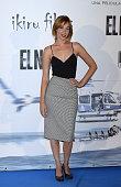 Elena Segui attends the premiere of 'El Nino' at Kinepolis Cinema on August 28 2014 in Madrid Spain