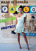 Elena Tablada Presents Pablosky Collection in Madrid