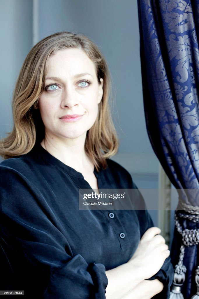 Eleni Roussinou Portrait Session - 65th San Sebastian Film Festival