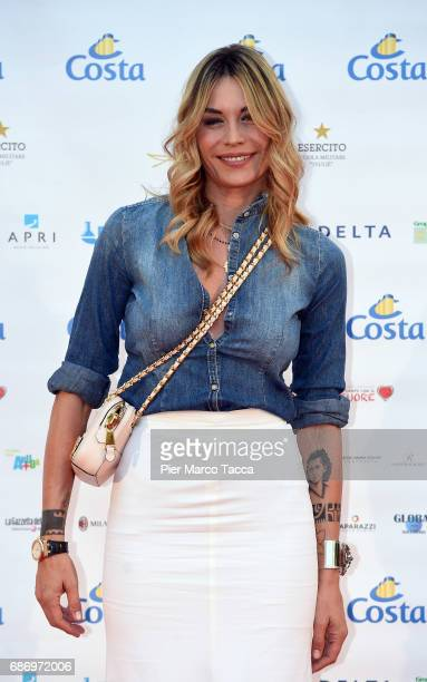 Elenoire Casalegno attends the Gentleman Prize on May 22 2017 in Milan Italy