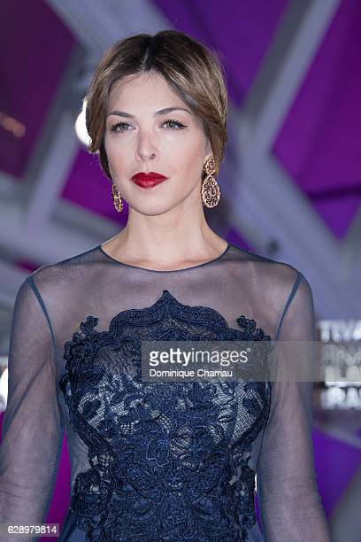 Eleonor Boccara attends the closing ceremony of the 16th Marrakech International Film Festival Day Nine on December 10 2016 in Marrakech Morocco