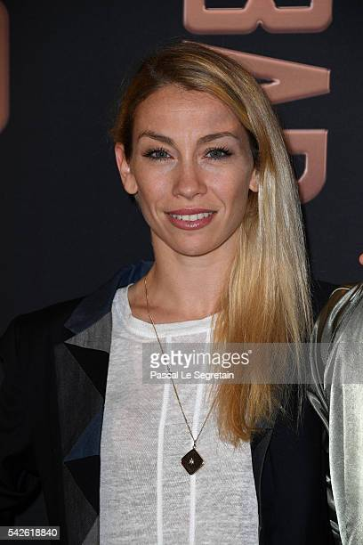 Eleonora Abbagnato attends the Diesel Party for the Launch of New Fragance For Men on June 23 2016 in Paris France