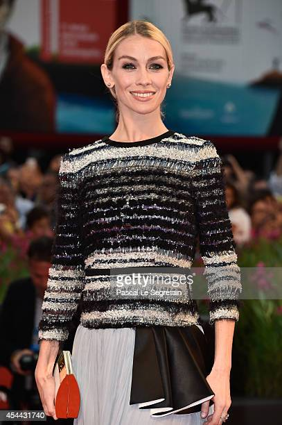Eleonora Abbagnato attends the 'Hungry Hearts' premiere during the 71st Venice Film Festival on August 31 2014 in Venice Italy