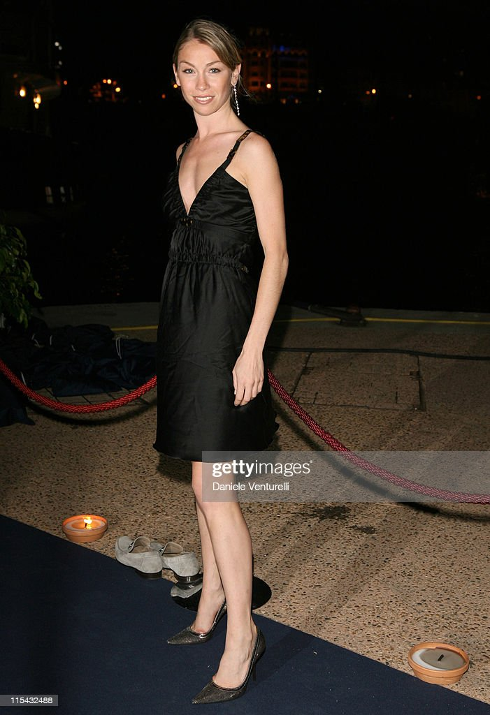 Eleonora Abbagnato during 2007 Cannes Film Festival - Cocktail Party Hosted by Alberta Ferretti in Cannes, France.