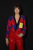 Marco De Vincenzo - Arrivals - Milan Fashion Week...