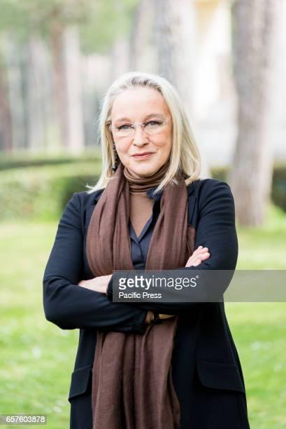 Eleonora Giorgi attends the photocall of 'La mia famiglia a soqquadro'
