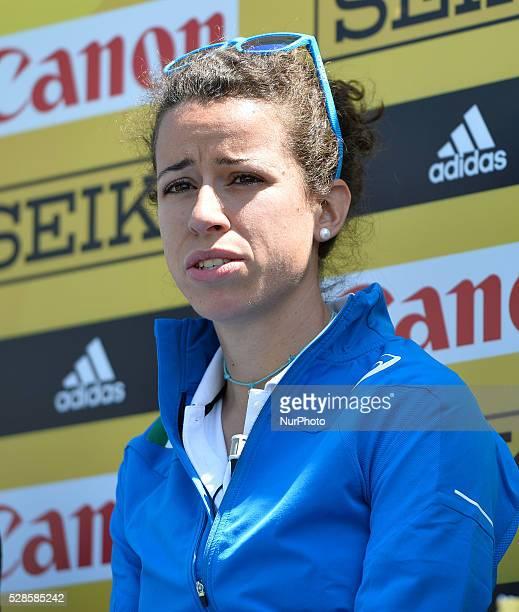 Eleonora Giorgi during Conference World Championships Teams Roma march 2016 at Sheraton Parco De' Medici Roma Hotel Rome