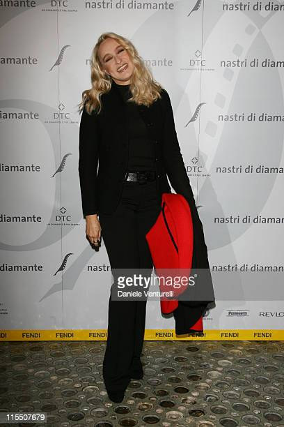 Eleonora Giorgi during The Diamond Ribbon Awards Honor the Four Most Recent Italian Directors to Win Academy Awards for Best ForeignLanguage Film in...