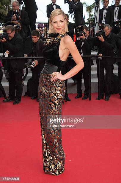 Eleonore Boccara attends 'Dheepan' Premiere The 68th Annual Cannes Film Festival during The 68th Annual Cannes Film Festival on May 21 2015 in Cannes...