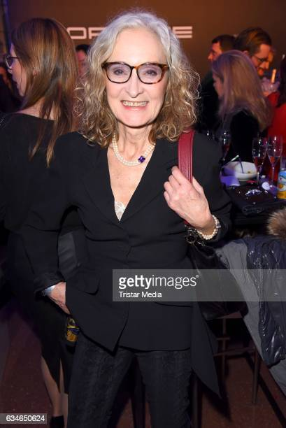 Eleonore Weisgerber attends the Blue Hour Reception hosted by ARD during the 67th Berlinale International Film Festival Berlin on February 10 2017 in...