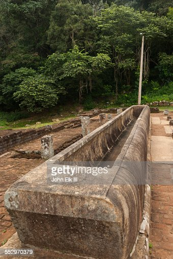 Elephant water trough