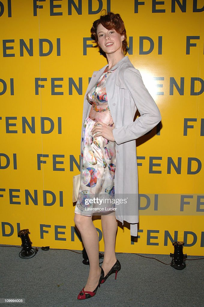 Fendi Flagship Store Opening and Announcement of The Fendi Rome Prize