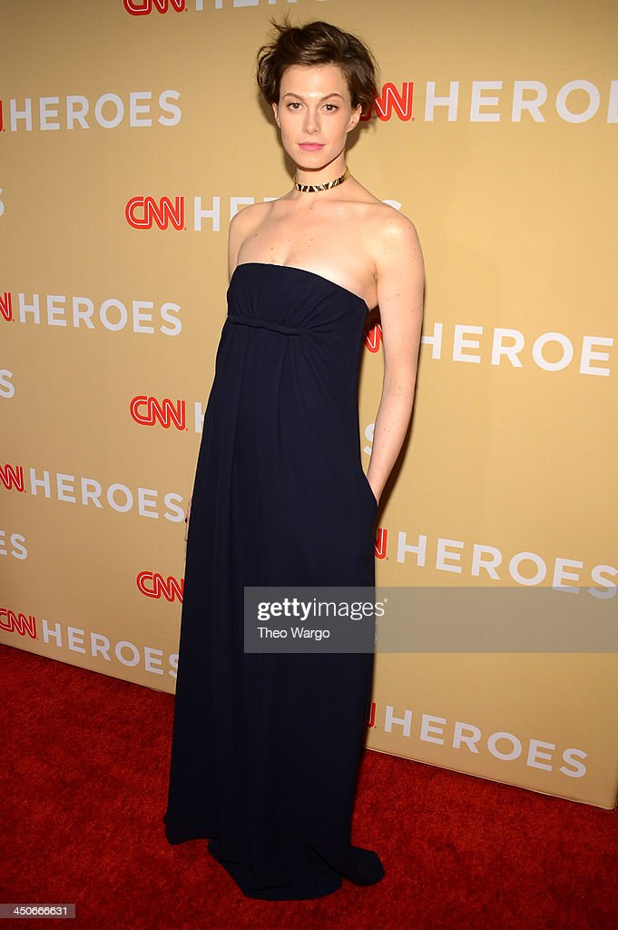 Elettra Wiedemann attends 2013 CNN Heroes: An All Star Tribute at The American Museum of Natural History on November 19, 2013 in New York City. 24079_013_0303.JPG