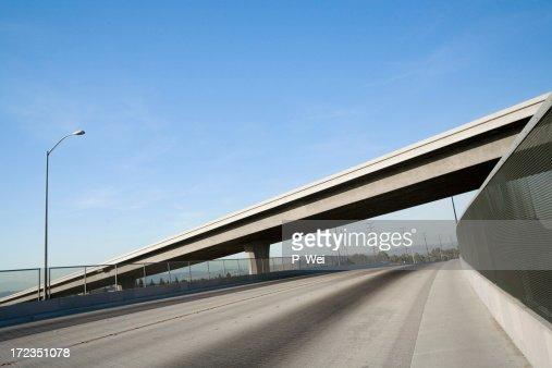 Elevated Freeway