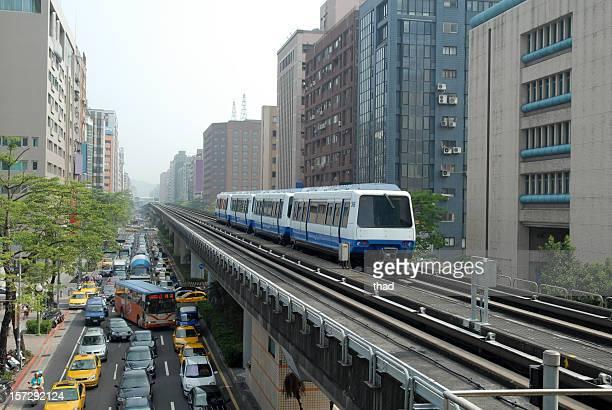 Elevated Light Rail