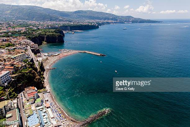 Elevated View of Sorrento